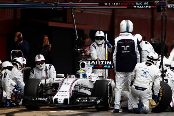 f1 testing barcelona