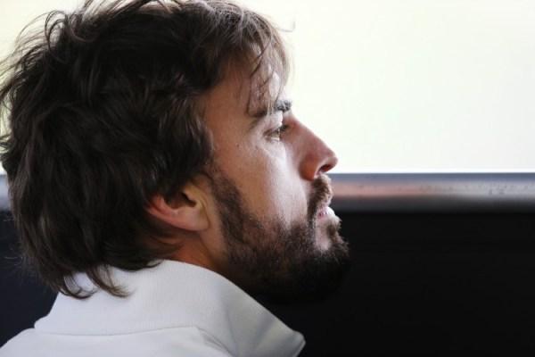 Fernando Alonso not racing in 2015 Australian Grand Prix
