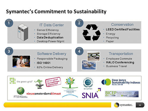 symantec commitment