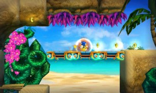 Sonic Boom Fire & Ice Screenshot