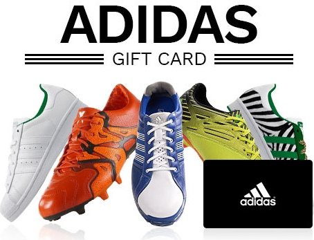 Free $1000 Adidas Monthly Sweepstakes (US)