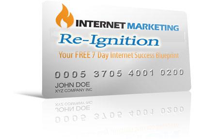 Our free Internet Marketing Success Program