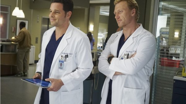 Grey's Anatomy 12x03 I Choose You preview - Entertainment ...