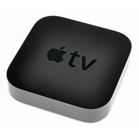 Jailbreakable! Apple TV 2nd generation with Remote
