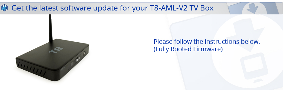 droidsticks latest t8-aml-v2 firmware