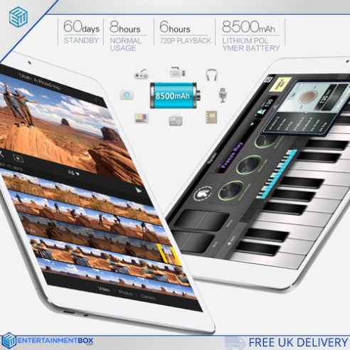 X98 Dual OS Windows & Android 4,4 Tablet