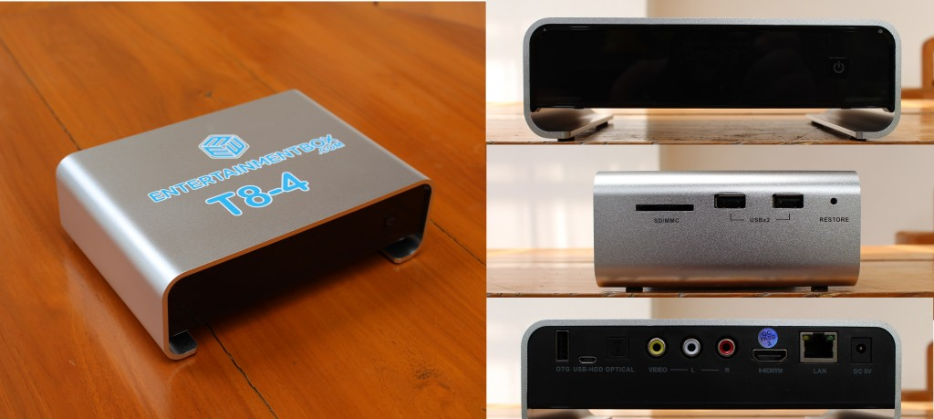 Entertainment T8 V4 review. ANDROID TV BOX REVIEW