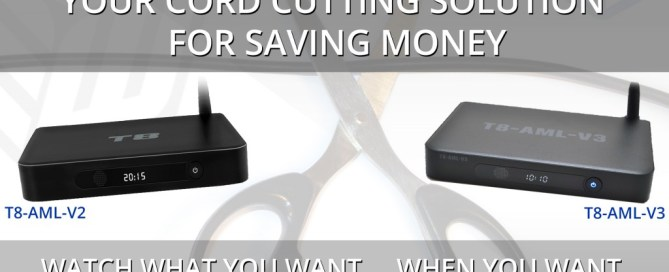 Cord Cutting Solution