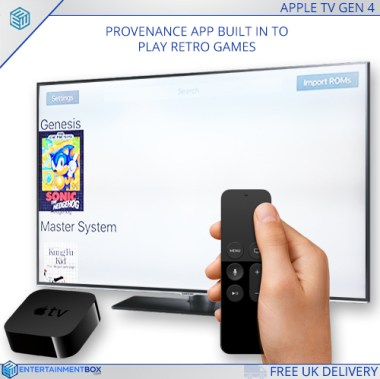 SHOP APPLE TV 4 5A