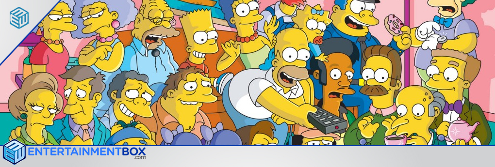 SIMPSONS APPLE TV 4