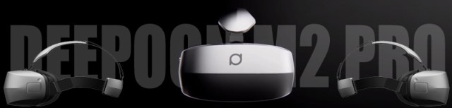 Shop UK Stock Deepoon M2 Pro VR Headset All-in-one   Review   Full demo