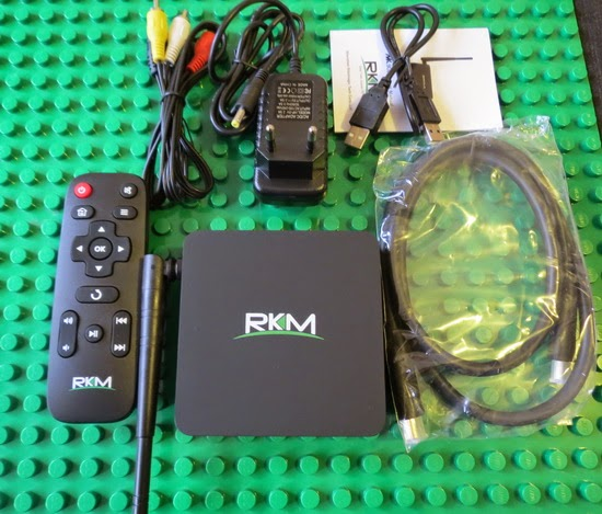 Rikomagic MK902II TV Box 4.4.2 custom Firmware Download