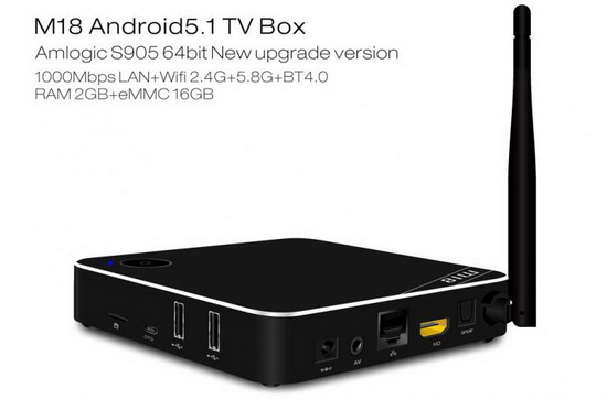 Beelink M18 TV Box Android Lollipop 5.1.1 custom firmware Download