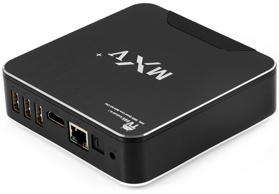 MXV+ TV Box latest Android Lollipop 5.1.1 custom firmware Download