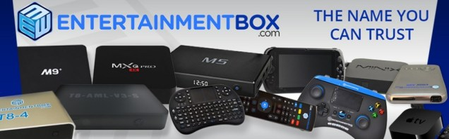 Shop Kodi smart TV box Edinburgh