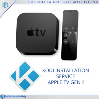 sale Kodi Apple installation