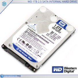 Western Digital WD 1TB SATA Internal Hard Drive