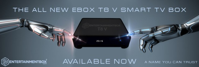 Android TV Box Reviews Compare Smart TV boxes T8 V Android powered TV box