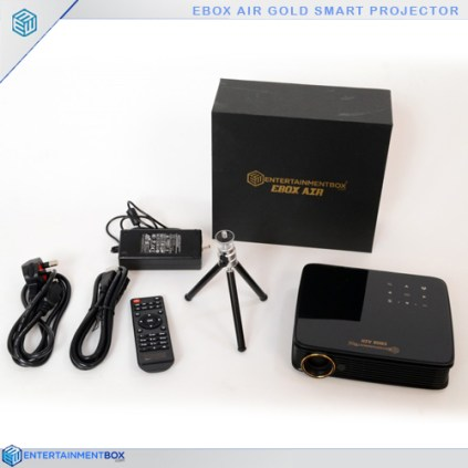 Ebox Air Gold contents