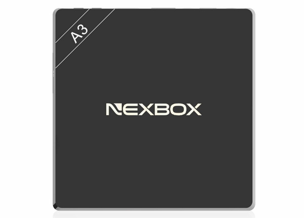 Nexbox A3 TV Box Android 6.0 stock firmware Download