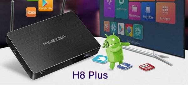 Himedia H8 Plus TV Box Android 5.1.1 v1.1.4 stock firmware Download