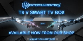 EBox T8 V Box Shipped from the USA