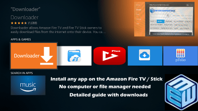 NEW EASY GUIDE INSTALL ANY APP AMAZON FIRE TV OR FIRE STICK, WITH APP DOWNLOADS
