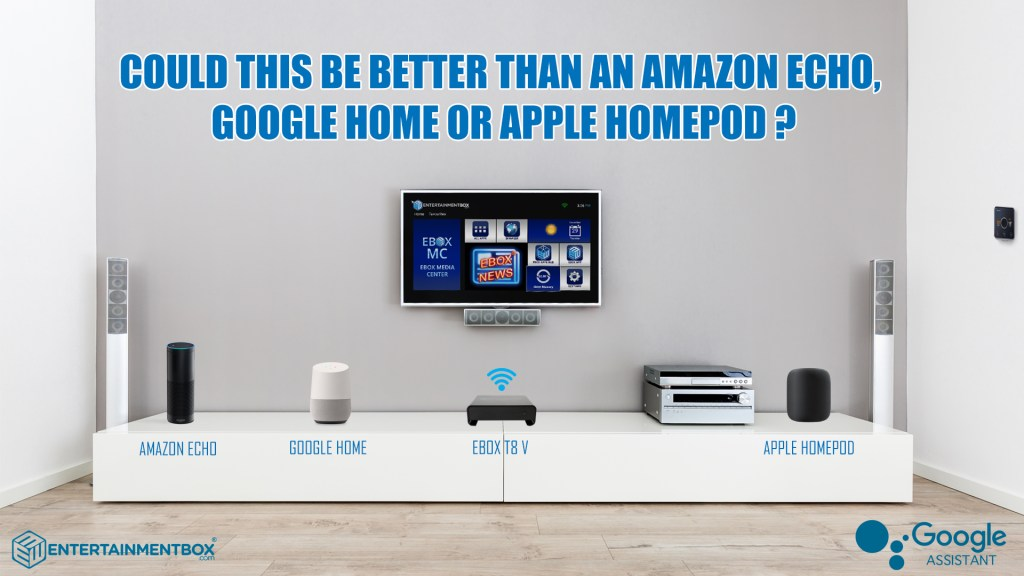 Could this be better than an Amazon Alexa, Google Home, Or Apple Homepod?
