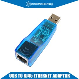 USB to RJ45 Ethernet Adaptor