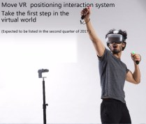 Deepoon M2 Pro Virtual Reality Headset 75Hz Refresh Rate All-in-one VR 3D