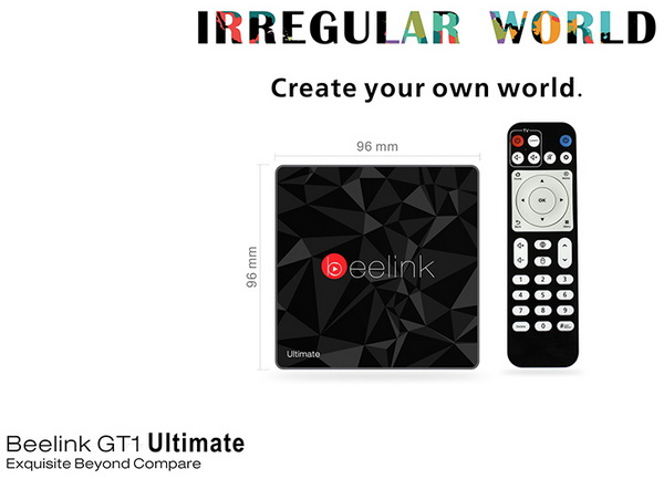 Latest Beelink GT1 Ultimate TV Box Firmware Download Android 7.1.2