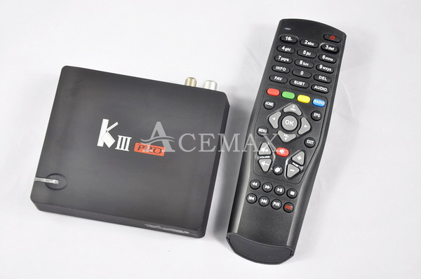Latest Acemax KIII Pro TV Box Firmware Download Android 6.0