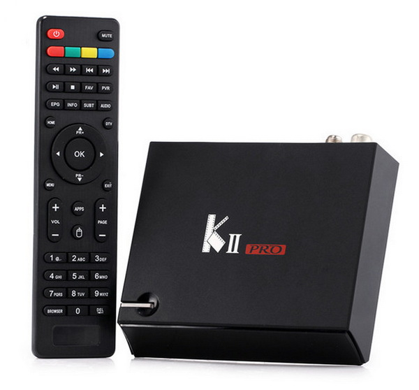 Latest KII Pro TV Box Android 5.1.1 Stock Firmware Download