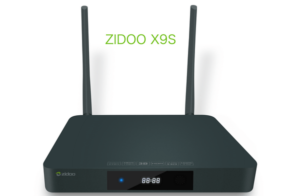 Latest Zidoo X9S TV Box Firmware Download Android 6.0 v1.4.4
