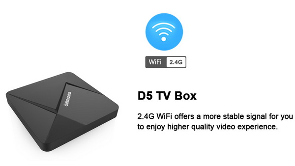 Latest Dolamee D5 TV Box Firmware Download Android Lollipop 5.1.1