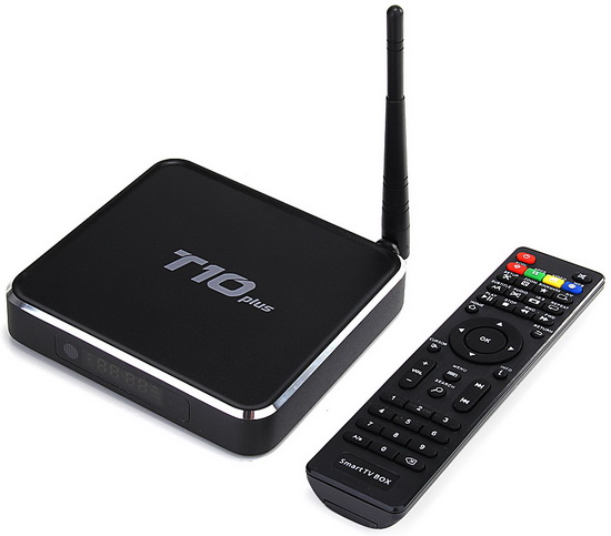 Latest T10 Plus TV Box Firmware Download Android Lollipop 5.1.1