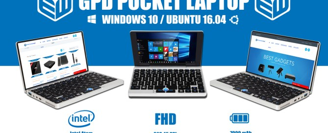 GPD UK GPD pocket