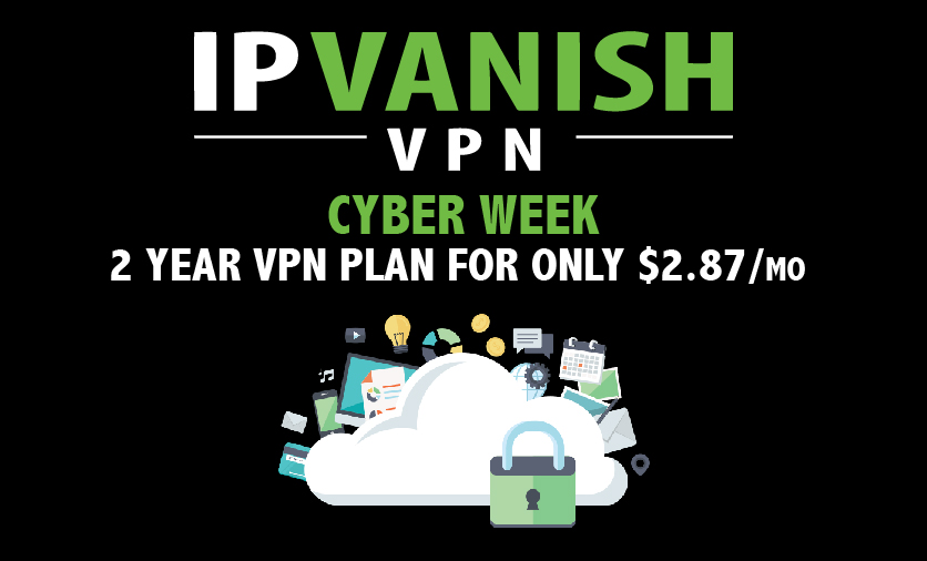 GET IPVANISH NOW
