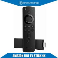 New Fire TV Stick 4K and Alexa Voice Remote