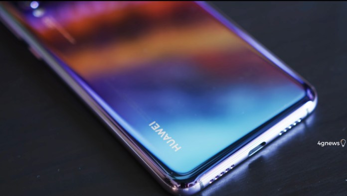 Android Google Huawei P20 Pro Android Pie Europe