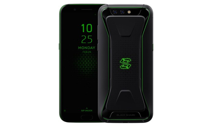 Android Pie Xiaomi Black Shark