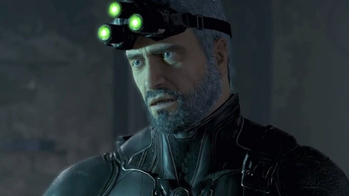 'We are working on the return of Splinter Cell' says Ubisoft CEO