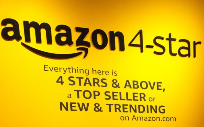 Amazon 4-Star 4gnews Physical Store