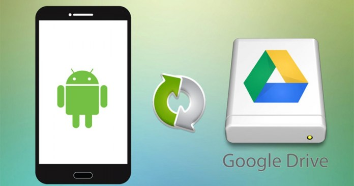 Android: Manual Backup for Google Drive Now Available