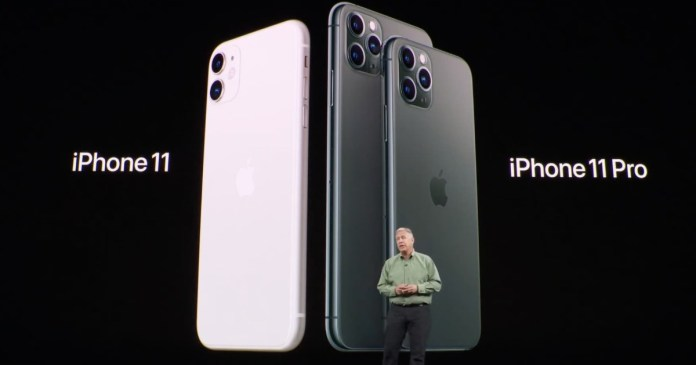 Apple: Pricing and Availability of New iPhone 11, 11 Pro, and 11 Pro Max