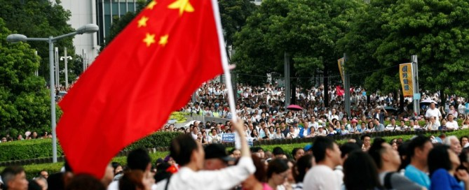 Apple gives in to pressure from China and removes app from rally info