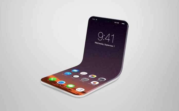 Apple: New Information About Your First Folding Smartphone