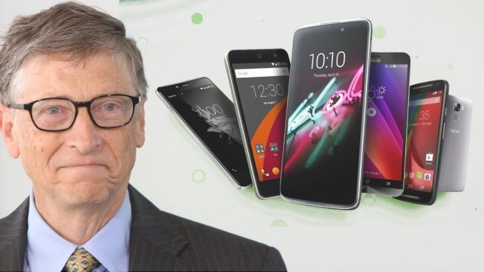 Bill Gates says his biggest mistake was losing the mobile market for Android