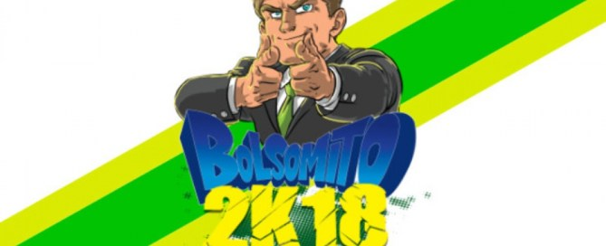 Bolsomito 2K18: controversial game is in the sights of the Brazilian Government