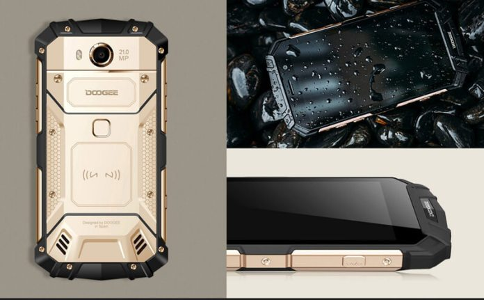 Doogee S60 is the rugged smartphone with 6GB RAM